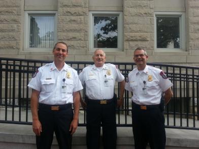 Your Fire Chiefs in Harrisonburg
