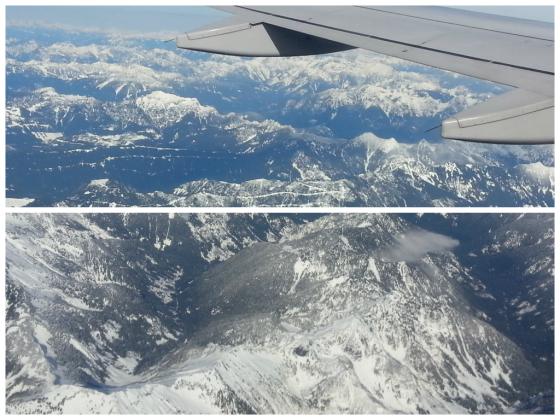 Over Washington State